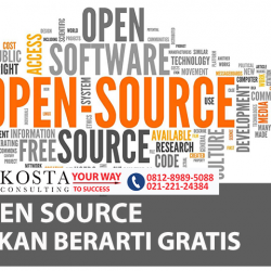 open source bukan berarti gratis, software license, freeware, free, software erp, idempiere, kosta-consulting, erp indonesia, idempiere