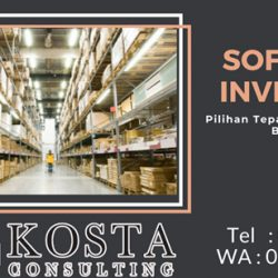 sistem inventory, software inventory