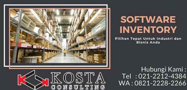 sistem inventory, software inventory